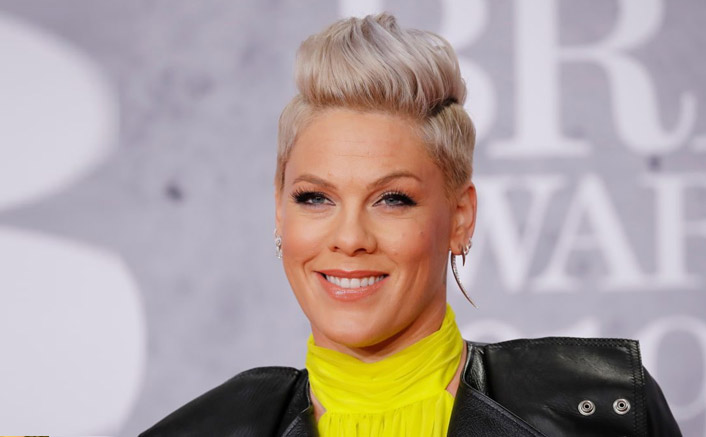 Pink Regrets Cutting Her Own Hair Amid Lockdown & The Reason Is Relatable