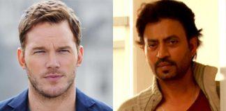 Avengers: Endgame's Chris Pratt Calls Irrfan Khan A Screen Legend!