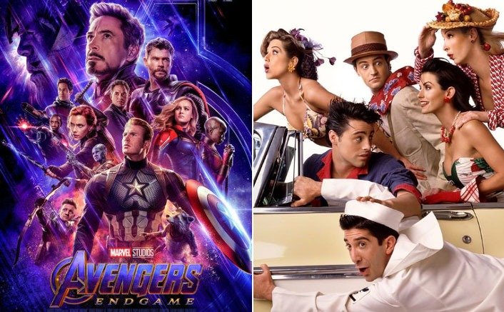 Avengers: Endgame Writers Reveal Hilarious FRIENDS Episode Type Title For The Film!
