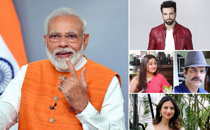 PM Narendra Modi Lauds Divyanka Tripathi, Rithvik Dhanjani & TV Stars For Their Initiative Against COVID-19