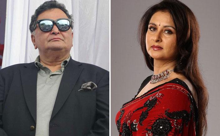 "Poonam Dhillon On Rishi Kapoor: ""He Told Me 'Ghar Nahi Aayi Mujhse Milne Ke Liye'"""