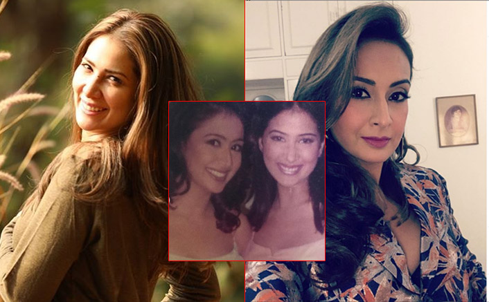 Preeti Jhangiani's Post Has An Unsual Comment From Mohabbatein Co-Star Kim Sharma & Here's What It Is