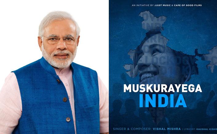 Prime Minister Narendra Modi Is All Praise For Bollywood's Hope Anthem Muskurayega India