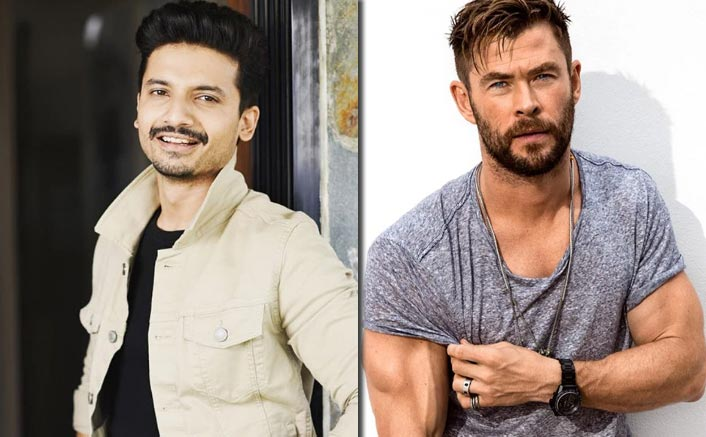 EXCLUSIVE! Avengers: Endgame Actor Chris Hemsworth Bonbed With His Extraction Co-Star Priyanshu Painyuli On India & Food