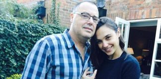 "Quarantined Gal Gadot Is Badly Missing Her Dad On His 60th Birthday, Says, ""Can't Wait To Give You Your Birthday Huge Hug"""