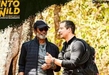 Rajinikanth's 'Into The Wild with Bear Grylls' Creates A Huge TRP Record!