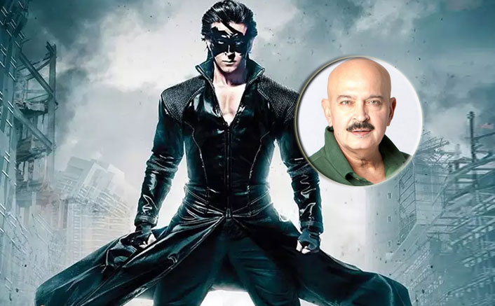 Rakesh Roshan Opens Up About Hrithik Roshan Starrer Krrish 4