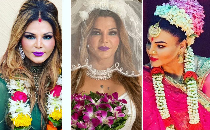 Rakhi Sawant FINALLY Shares Her Wedding Pictures But With A Twist!