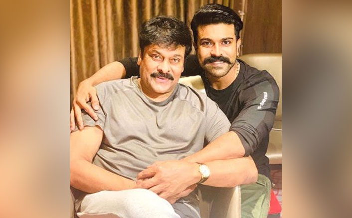 Here's Why Chiranjeevi Had Beaten Up Son Ram Charan With A Police Belt
