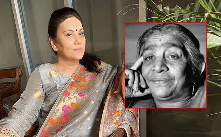 Ramayan's 'Sita Maa' Dipika Chikhlia Roped In For Sarojini Naidu Biopic?