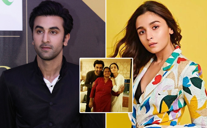Are Ranbir Kapoor & Alia Bhatt Are Indeed Spending The Quarantine Together? This Photo Might Be The Proof