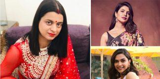 Rangoli Chandel Hits Out At Deepika Padukone, Priyanka Chopra By Calling Them As Fools