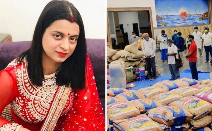 Rangoli Chandel Shows Respect For RSS Volunteers As She Slams 'Binge-Watching' Millennial Generation