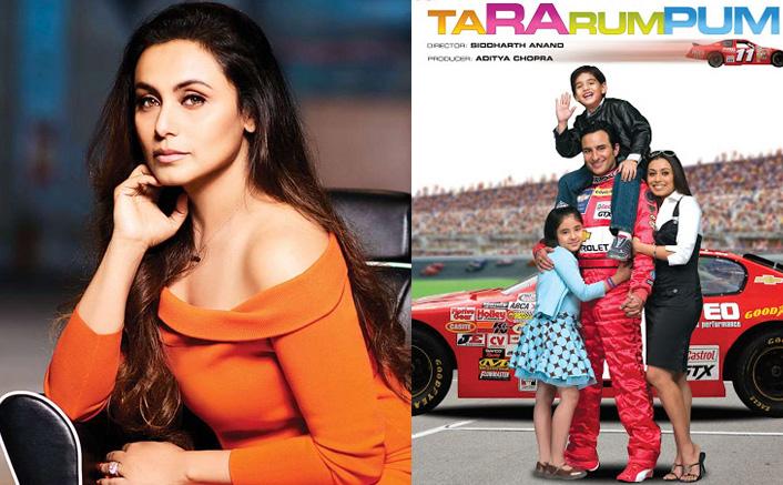 Rani Mukerji: Playing mother in 'Ta Ra Rum Pum' brought out my maternal instinct