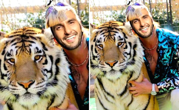 Ranveer Singh's Avatar As Joe Exotic From Netflix's Tiger King Will Leave You In Splits!