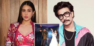 Ranveer Singh-Sara Ali Khan Grooving To Aankh Maarey In This Throwback Video Will Make You Get Up And Dance; Watch Video