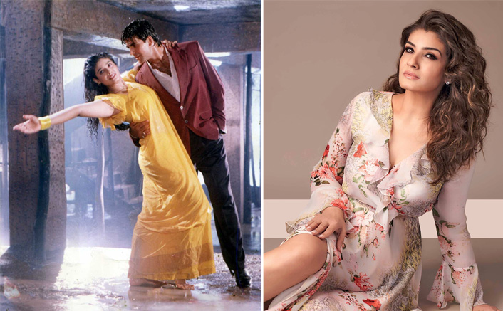 Raveena Tandon REVEALS That She Was On Periods During The Shoot Of Iconic 'Tip Tip Barsa Paani'