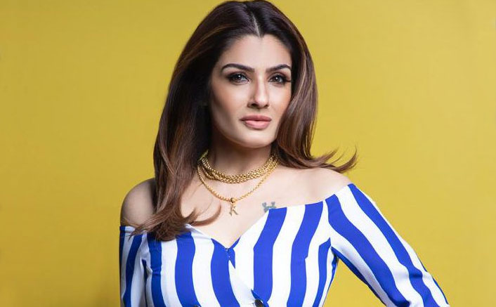 """Raveena Tandon On Her Campaign To Stop People From Attacking Healthcare Workers: """"They Haven't Met Their Families To Keep Us & Our Families Safe"""""""
