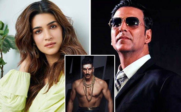 REVEALED! Kriti Sanon Spills The Beans On Akshay Kumar's Role In Bachchan Pandey & Here's All You Need To Know
