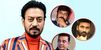 RIP Irrfan Khan: Kamal Haasan, Chiranjeevi & Dhanush Express Their Grief Over The Legendary Actor's Demise
