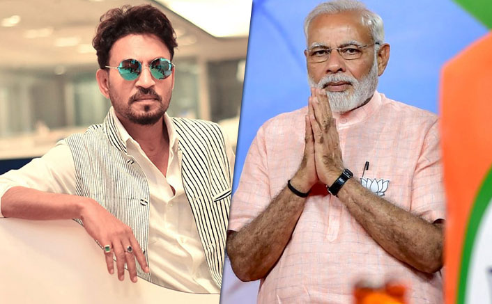 RIP Irrfan Khan: PM Narendra Modi Mourns The Loss Of The Versatile Actor