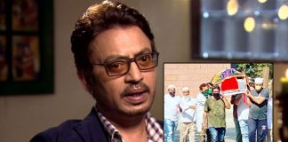 RIP Irrfan Khan: Producer Sandip Ssingh Feels BLESSED Enough To Walk With The Legend For The Last Time