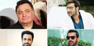RIP Rishi Kapoor: Ajay Devgn, Raveena Tandon & Celebs Go Numb As Veteran Actor Passes Away