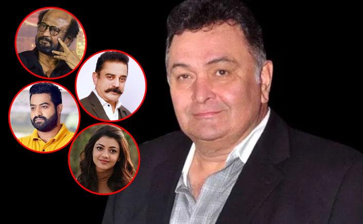 RIP Rishi Kapoor: Rajinikanth To Kamal Haasan, South Stars Mourn On Demise Of The Legendary Actor