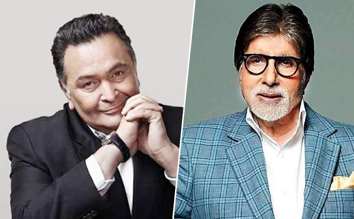 Amitabh Bachchan' Musical Tribute To Rishi Kapoor Speaks Volumes Of Their 'Yaarana'!