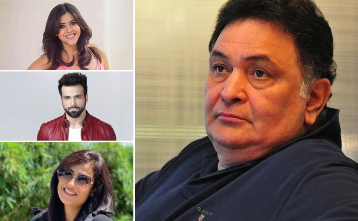 Rishi Kapoor Death: From Shweta Tiwari To Ram Kapoor, TV Celebs Mourn Death Of The Veteran Actor