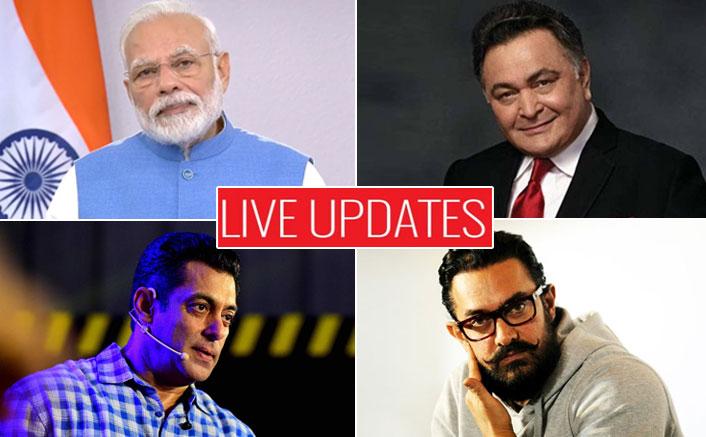 Rishi Kapoor Death LIVE Updates: Salman Khan, Aamir Khan, PM Narendra Modi & More Celebs Mourn This Tragic Loss
