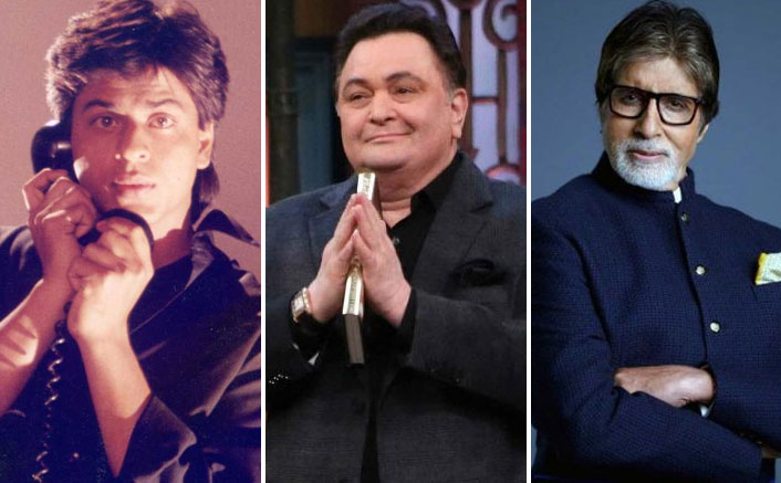 Rishi Kapoor FACTS: From Giving Us Shah Rukh Khan In Darr To Having This One Complaint From Amitabh Bachchan