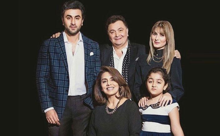 "Rishi Kapoor's Family Statement On Demise: ""He Kept The Medical ..."