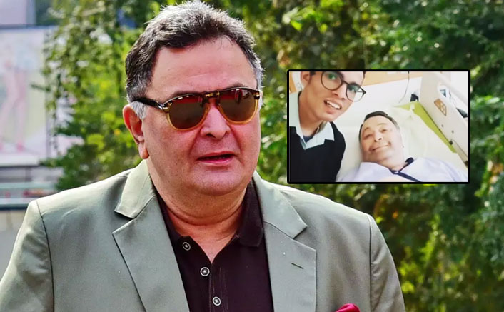 Rishi Kapoor's VIDEO From Hospital Bed Before Demise Goes Viral, Watch