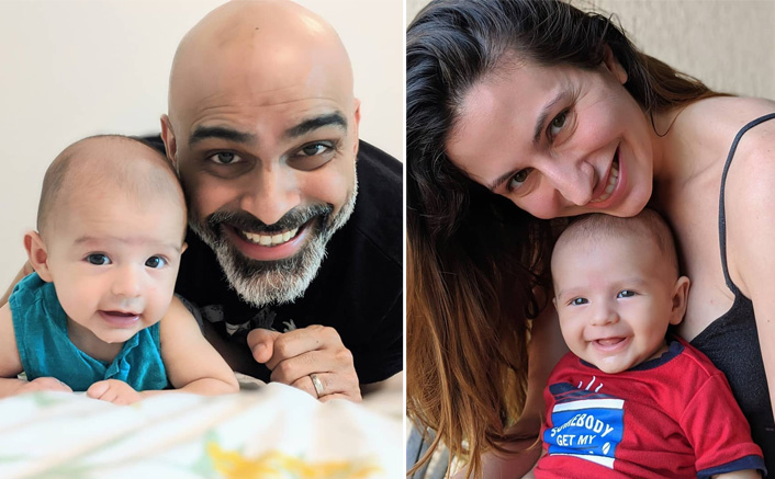 Roadies Fame Raghu Ram Shares First Pictures Of His Newborn Son Rhythm; Check Out Pics