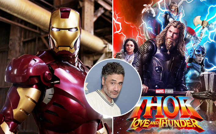 Robert Downey Jr's Iron Man To Return With Thor: Love & Thunder, CONFIRMS Taiki Watiti But…