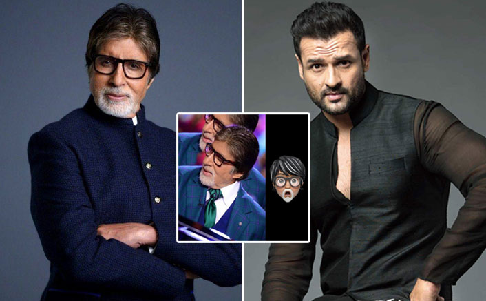 Rohit Roy Gets BASHED By People For His Comment On Amitabh Bachchan's Post