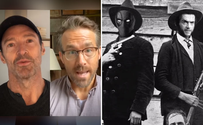 Ryan Reynolds & Hugh Jackman Pause Their 'Feud' For A Day; Announce It In This Hilarious Video!