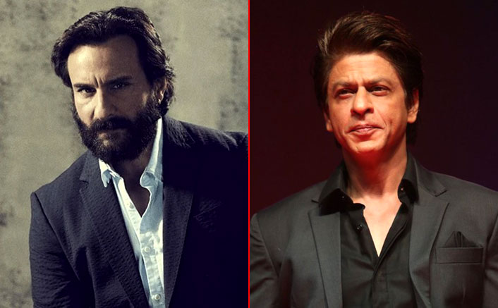 "Saif Ali Khan On Shah Rukh Khan's Break: ""He has Become Synonymous With A Certain Era & When That Era Passes, You Probably Need To Readjust"""