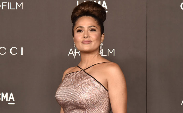 """Salma Hayek Makes SHOCKING Revelations About Acting Tips By A Director Says """"Was Told To Sound Dumber &…"""""""