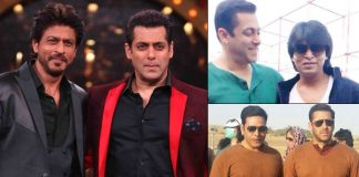 Salman Khan Comes To The Aid Of Jr. Shah Rukh Khan