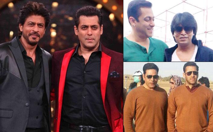 Salman Khan Comes To The Aid Of Jr. Shah Rukh Khan
