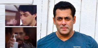 Salman Khan Gives This Romantic Scene From Maine Pyar Kiya A Coronavirus Twist & It's Entertaining & Informative!