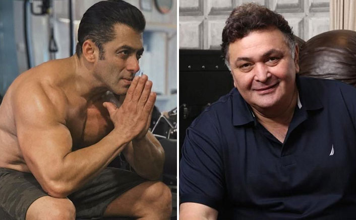 """Salman Khan Mourns The Death Of Rishi Kapoor, Says """"Kaha Suna Maaf..."""" Indicating The Past Controversy Between Them"""