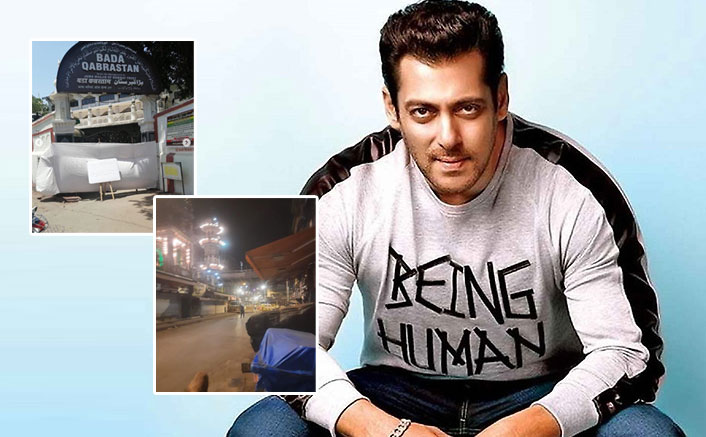 Salman Khan Shares Pictures Of Empty Road, Qabristan & Masjid, Thanks People For Co-Operating During Lockdown