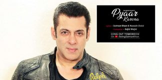 'Pyaar Karona' Because Salman Khan Is Making His YouTube Debut With A New Song, Teaser OUT!