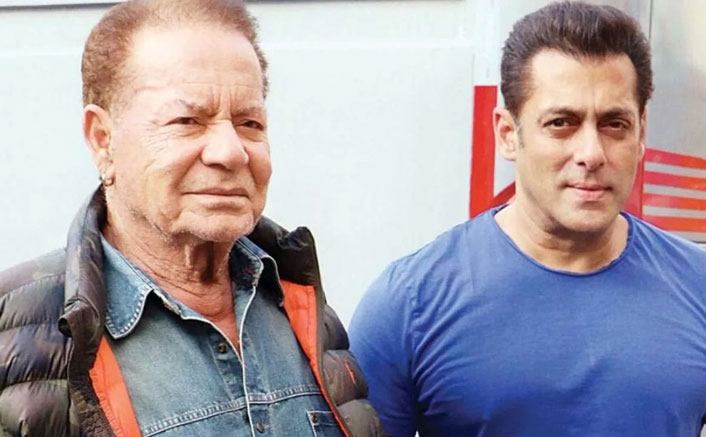 Salman Khan's Dad Salim Khan In Trouble For Taking A Morning Walk During Lockdown, Here's What He Has To Say