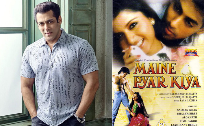 Salman Khan's Maine Pyar Kiya Had THESE Fascinating Titles For Its Spanish, Telugu & English Dubbing