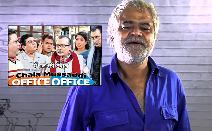 Sanjay Mishra: 'Office Office' a great rehearsal for me before entering films