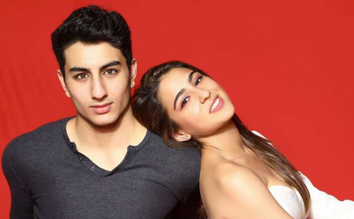 Sara Ali Khan & Ibrahim Ali Khan's Throwback Video Of Playing 'Knock Knock' Game Will Instantly Kill Your Lockdown Boredom